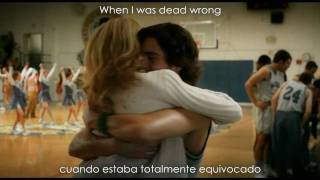 NAVHY: The Fray - Dead Wrong ft. Zac Efron (subtitulado español - inglés)