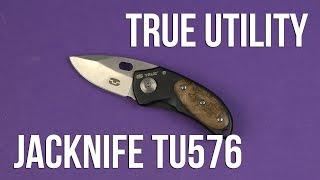 True Utility JacKnife (TU576) - відео 1