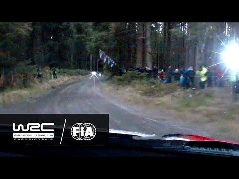 WRC - Dayinsure Wales Rally GB 2016: ONBOARD Shakedown Breen