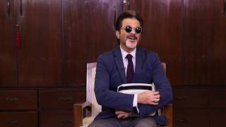 "Anil Kapoor sings ""Badan Pe Sitaare"" | Saregama Carvaan"