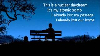 Joseph Arthur - Nuclear Daydream (Lyrics on Screen)