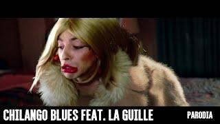 CHILANGO BLUES   Mon Laferte (PARODIA)