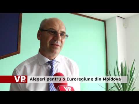 Alegeri pentru o Euroregiune din Moldova