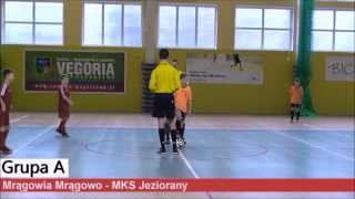 preview picture of video 'Vęgoria Cup o Puchar Dominika Kuna - Węgorzewo 20.12.2014'