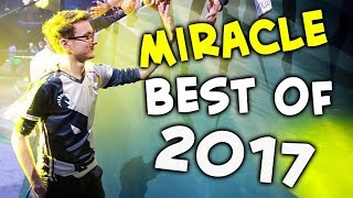 Miracle BEST PLAYS of 2017