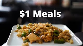 Frugal Living | Top Cheap Healthy Budget Meals