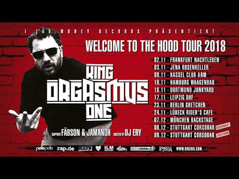 King Orgasmus One: Welcome to the Hood Tour Trailer