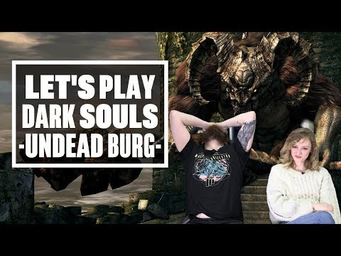 Let's Play Dark Souls Episode 1 – OH GOD WE'RE RUSTY