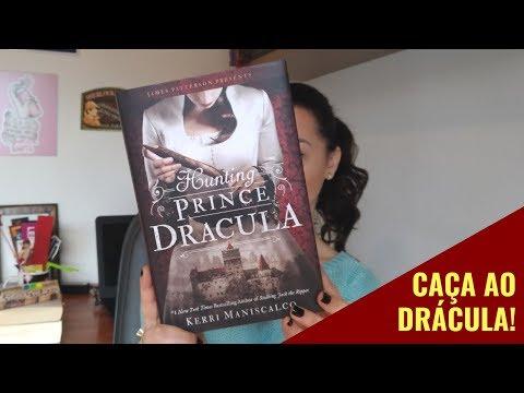 [Eu li] Hunting Prince Dracula, Kerri Maniscalco