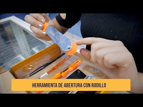 Herramienta para reparacion de electronicos Jorge A