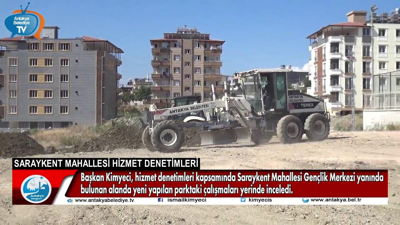 SARAYKENT MAHALLESİ HİZMET DENETİMLERİ