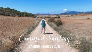 Camino de Santiago - September 2019   Camino Frances   33 Days   500 Miles (800KM)