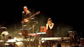 Marianne Faithfull -  Band Introduction @Lycabettus, Athens 07/06/2011