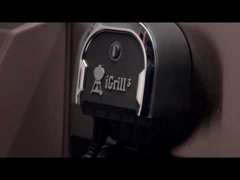 How to install iGrill 3 on the Weber Genesis II