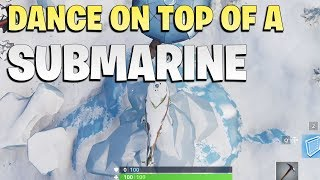 Fortnite Battle Royale Season 7 Week 1 Challenges Dance On Top Of A
