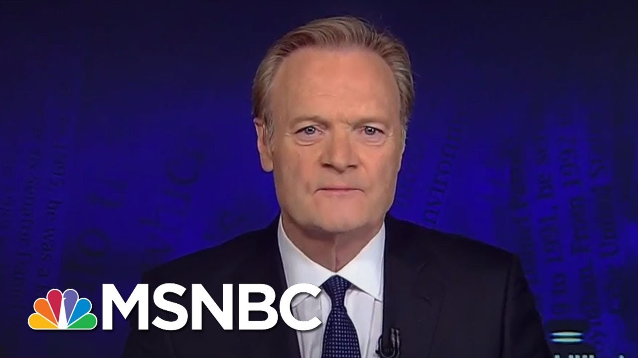 Lawrence Asks Mitch McConnell: What Will You Do About Roy Moore? | The Last Word | MSNBC thumbnail