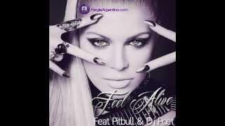 Feel Alive (Revolution Mix) - Fergie ft. Dj Poet Name Life & Pitbull