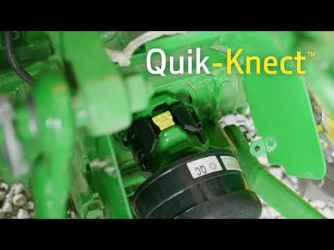 The John Deere Quik-Knect™