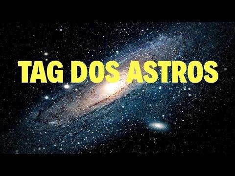 Tag dos Astros, booktag original