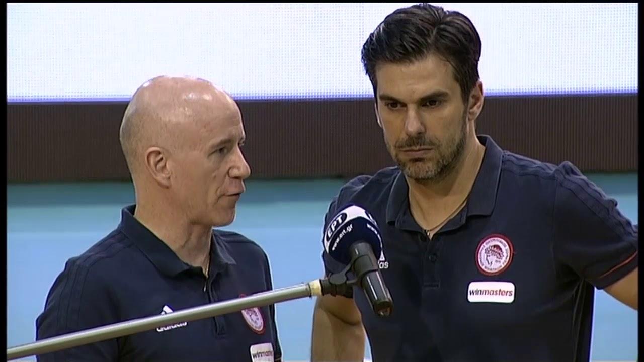 Μουνιόθ: Λατρεύω τον Ολυμπιακό, δεν κάναμε ό,τι είπαμε | 12/07/2020 | ΕΡΤ