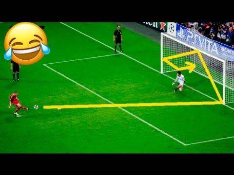 Momenti Più DIVERTENTI Del Calcio 2017 #15- Funny Moments, Goal, Autogoal, Skills