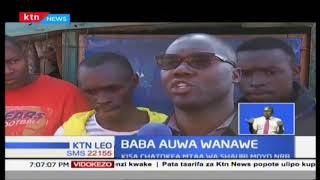 Polisi wamemtia mbaroni mwanaume mmoja anayekisiwa kuhusika kwenye mauaji ya watotoe