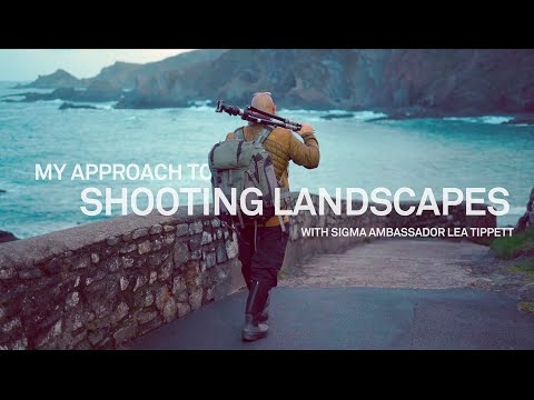 Shooting better landscapes with Lea Tippett