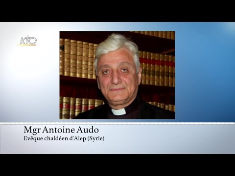 Mgr Antoine Audo