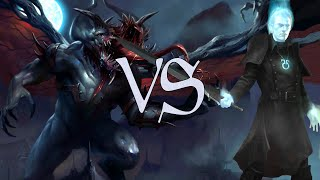 MtG Duel Deck Gameplay - Blessed VS Cursed