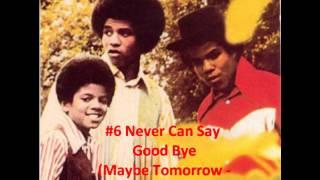 Top 10 De Las Mejores Canciones De The Jackson 5