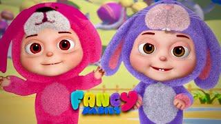 Animal Sounds Song - Part 2 | Nursery Rhymes & Kids Songs | Fancy Babies | Videogyan 3D Rhymes