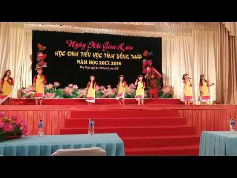 Video đạt giải Nhất ngày hội giao lưu tỉnh Đồng Tháp