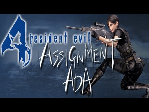 re4 assignment ada