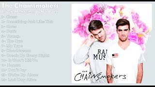 The Chainsmokers|Memories...Do Not Open| All Songs Jukebox