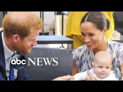 Why the Sussexes decided to leave the UK
