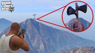 I Found Siren Head On GTA 5 Ep.5 (Grand Theft Auto V)