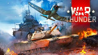 War Thunder Android Trailer (HD)
