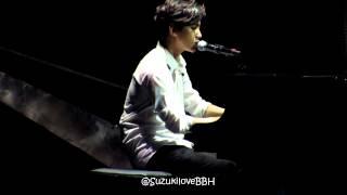 140920 백현 My Turn To Cry EXO BAEKHYUN (solo)