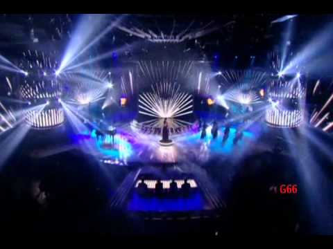 Jessie J ~ Who You Are (Live on X Factor UK) 27th Nov 2011