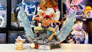 One Piece - Unboxing Whitebeard Shirohighe By Model Palace X Apocalypse