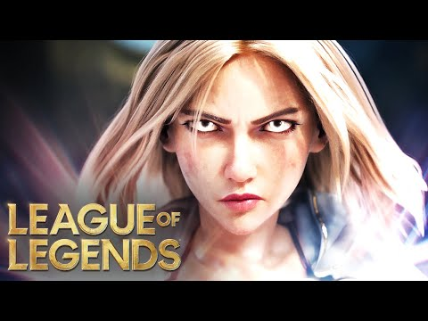 """League of Legends - Official 4K Season 2020 Cinematic """"Warriors"""" Trailer (ft  2WEI and Edda Hayes)"""