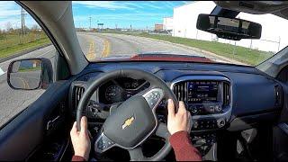 [WR Magazine] 2021 Chevrolet Colorado ZR2 - POV Test Drive (Binaural Audio)
