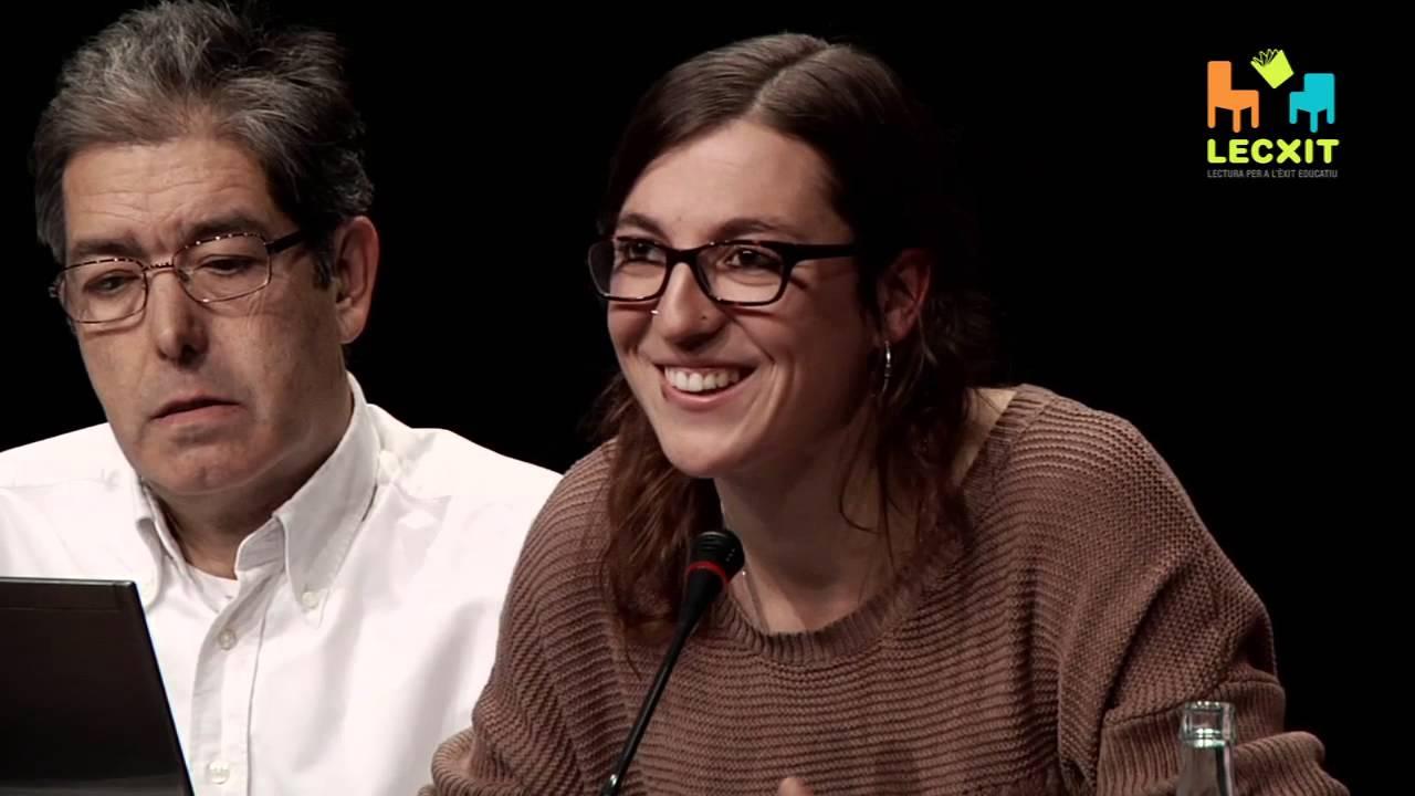 Alba Castejón - Com eduquem a través de la lectura?