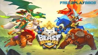 Beast Brawlers Gameplay Android / iOS