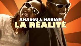 Musik-Video-Miniaturansicht zu La Réalité Songtext von Amadou & Mariam