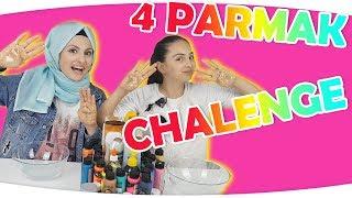 4 Parmak Challenge | Eğlenceli Challenge | 4 Fingers Challenge