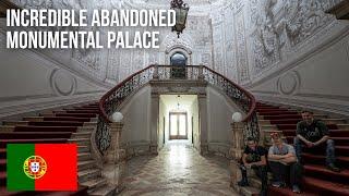 URBEX | Ich kann nicht glauben, dass sie diesen Palast verlassen haben.