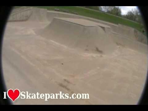 iLoveSkateparks.com Tour - Trilogy Skatepark - Midland - MI