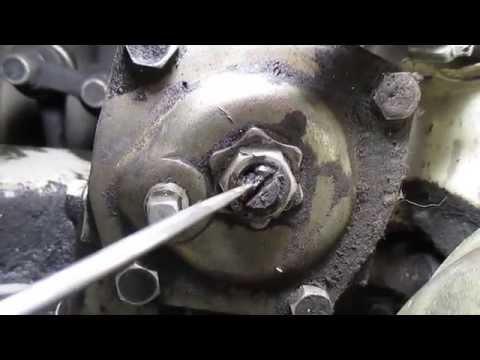 Как отрегулировать рулевую колонку ВАЗ.