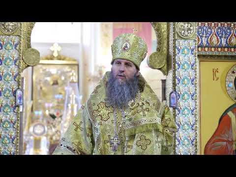 Митрополит Даниил: Божия Матерь вместила в Себя огромный дар любви к человечеству